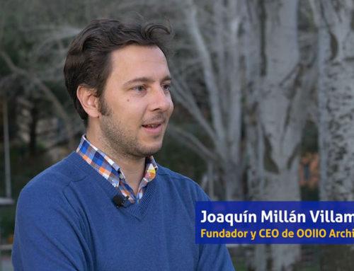 Joaquín Millán, antiguo colegial del Colegio Mayor Mendel