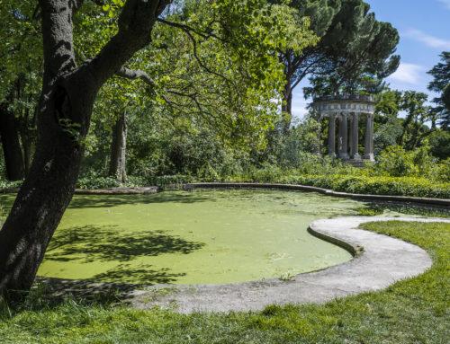 Paseando por los mejores parques de Madrid