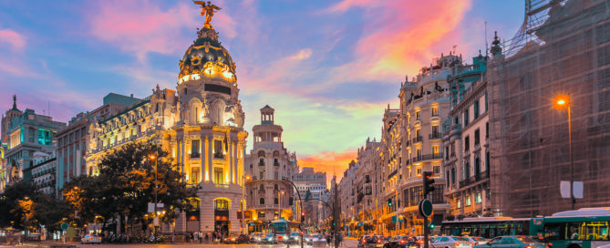 Consejos Si Vas a Vivir en Madrid | Colegio Mayor