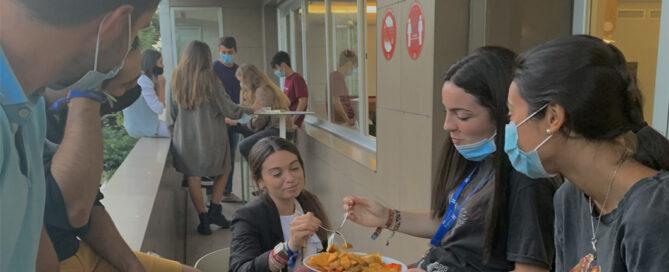 La convivencia pilar del Colegio Mayor Mendel